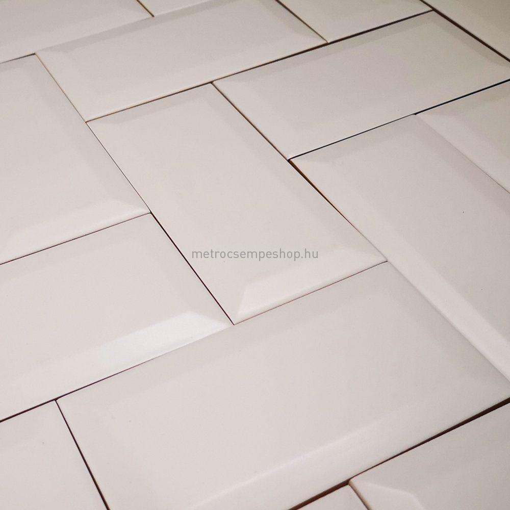 7.5*15 MATT Fehér fozólt Csempe