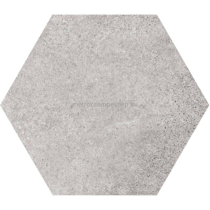 17,5x20 Hexatile GREY Cementhatàsú padlólap és falicsempe