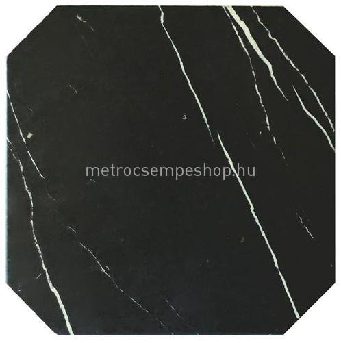 EQUIPE OCTAGON BLACK FEKETE MÁRVÁNYOS MATT Octagon padlólap