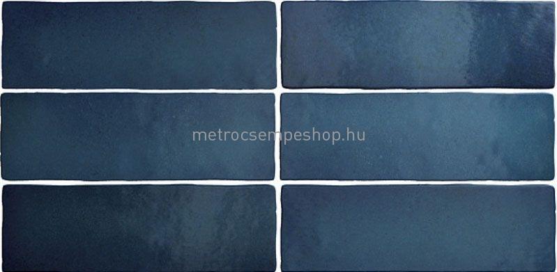 6,5x20 EQUIPE MAGMA SEA BLUE matt Csempe
