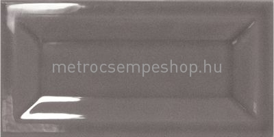 EQUIPE INMETRO DARK GREY 7,5x15 csempe