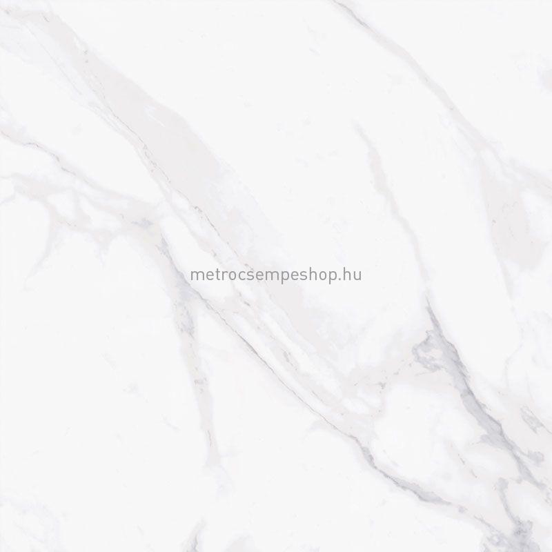 60,8X60,8 GEO FON BLANCO Carrara MATT Padlólap