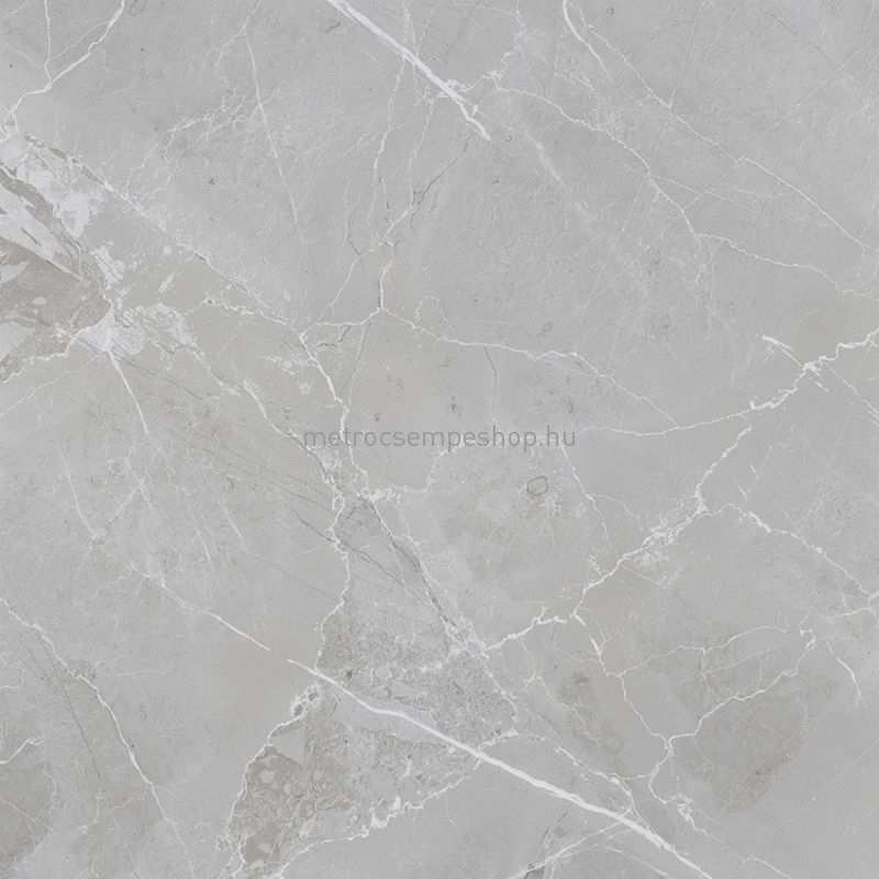60,8x60,8 GEO AURO GRIS fényes padlólap
